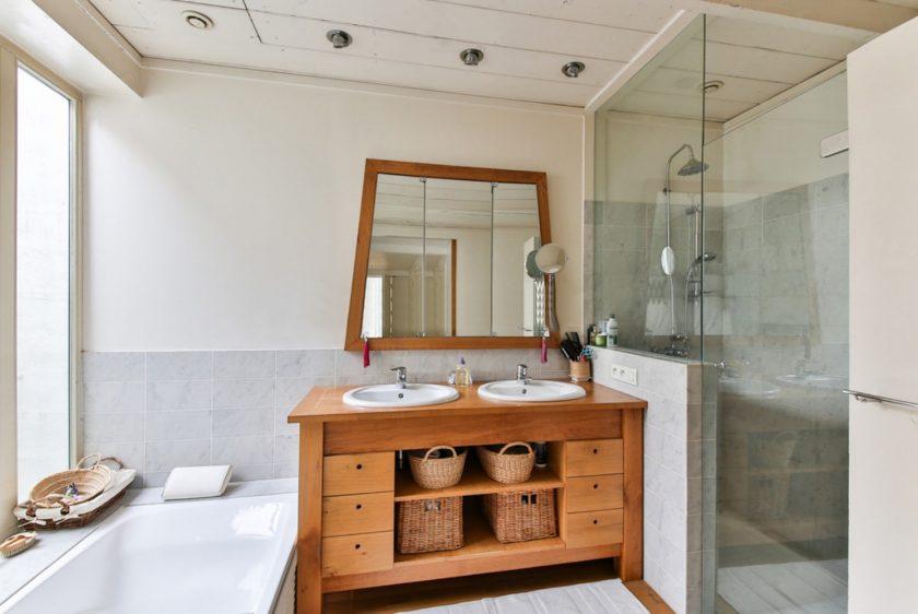 Salle de bain 5 id es d co pour la rendre tendance le for Idee de deco salle de bain