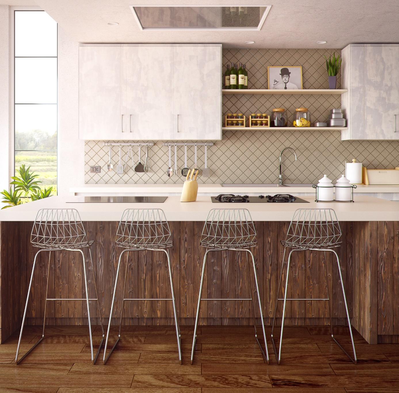 cuisine-contemporaine-minimaliste